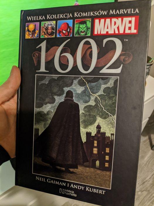 Wkkm wielka kolekcja komiksów Marvela 1602 Włocławek - image 1