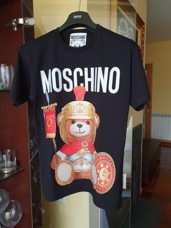 T shirt Moschino milano exclusiva