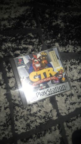 CTR Crash Team Racing PSX Platinum
