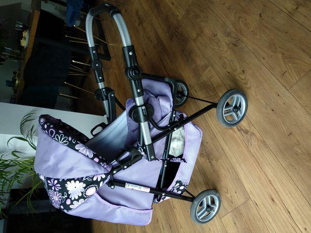 Wózek dla lalek adbor duży