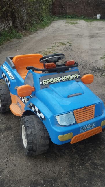 Samochód PegPergo