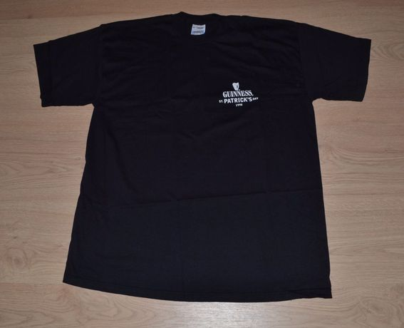 футболка винтаж 90's St. Patrick vintage misfits usa