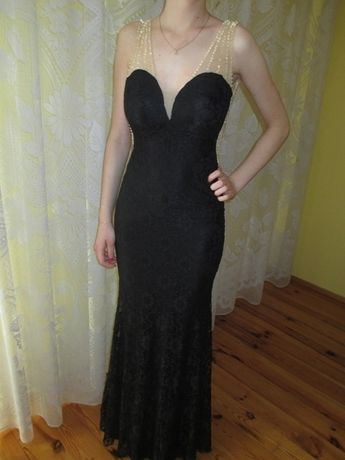 Sylwester studniówka Bal Sukienka, r 36