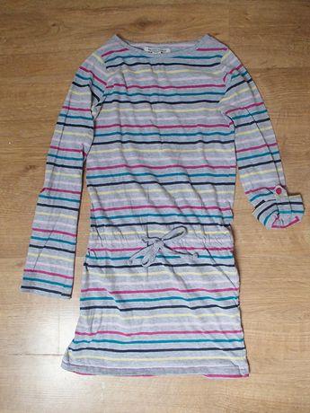 tunika sukienka Reserved bawełniana 146