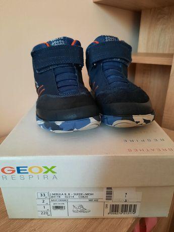 Ботинки GEOX 33 размер
