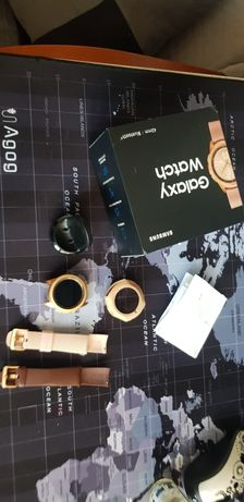 Samsung Galaxy Watch Rose Gold + gratisy