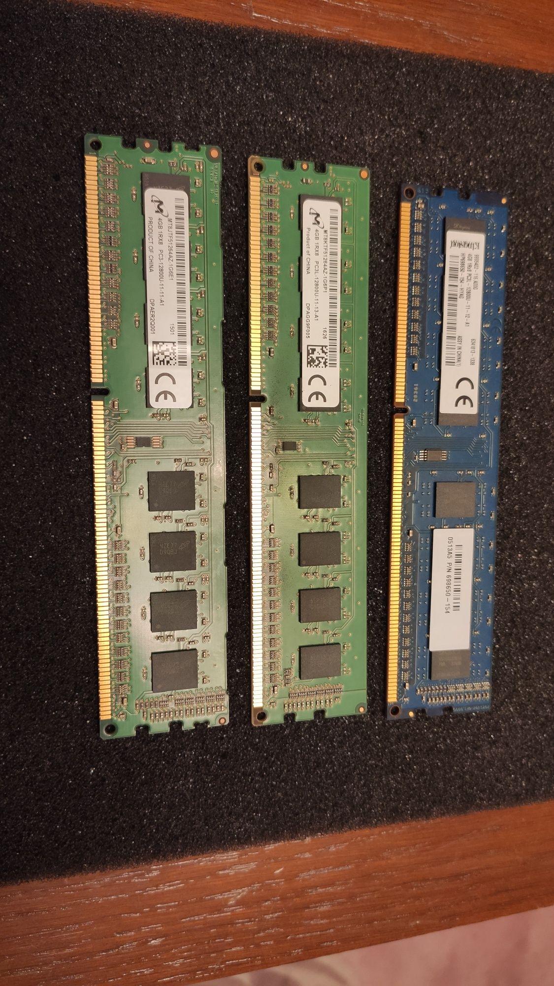 Оперативная память DDR3L 1600 Mhz Kingston
