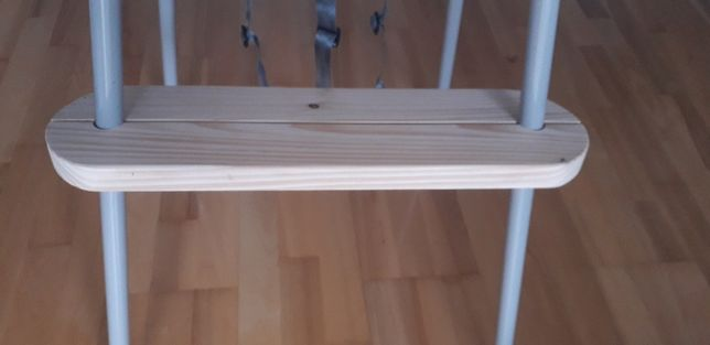 Bezpieczny podnóżek do krzesełka ANTILOP