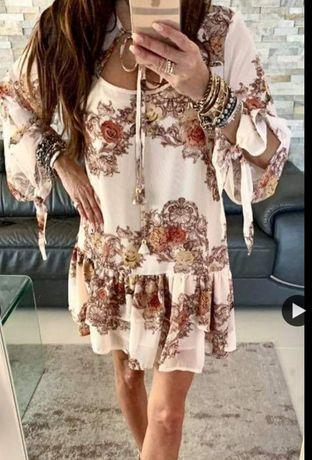 Sukienka by o la la r. M kolekcja 2019