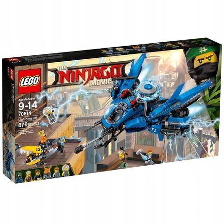 Lego NINJAGO 70614 ODRZUTOWIEC BŁYSKAWICA zabawka prezent nowy