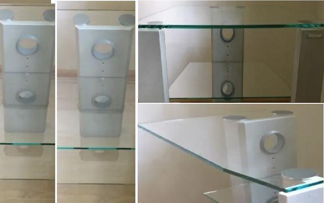 Stolik szklany RTV Multimebel