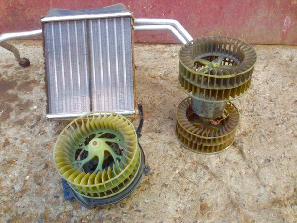 Радіатор вентилятор моторчик пічки Мерседес w124 w210 c202 w140 vito