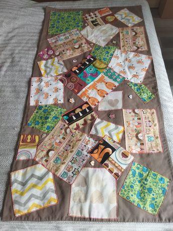 Narzuta patchwork 160x80