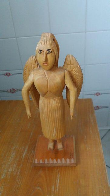 Rzeźba Anioła.