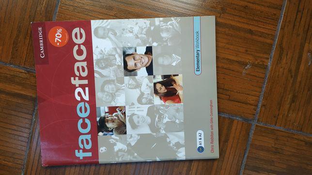 face2face Elementary Workbook A1&A2