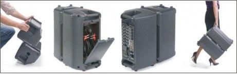 Продам акустическую систему SAMSON XP510i