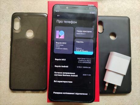 Мобільний телефон смартфон XIAOMI REDMI NOTE 5 4/64 чорний