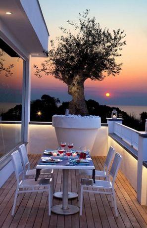Двухкомнатная квартира площадью 71м2 с террасой 47м2 и видом на море!