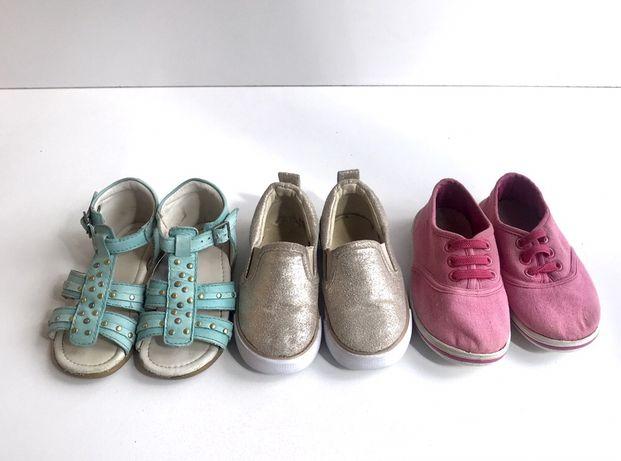 Босоножки детские на девочку, сандалии детские, слипоны , кеды на дево