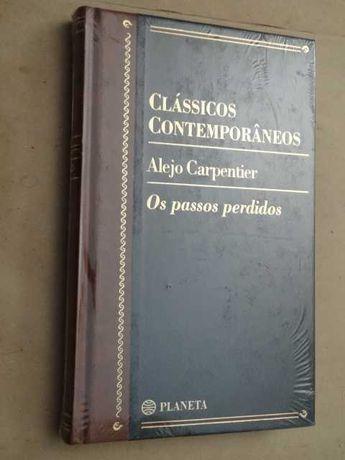 Os Passos Perdidos de Alejo Carpentier