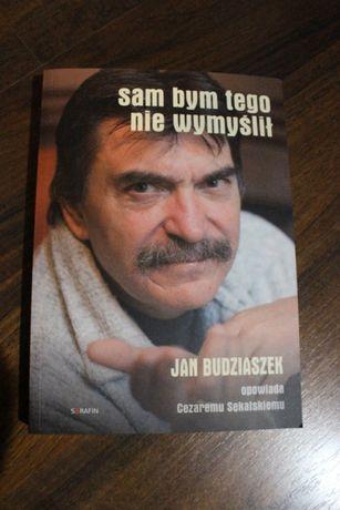 Sam bym tego nie wymyślił - Jan Budziaszek opowiada Cezaremu Sękalskie
