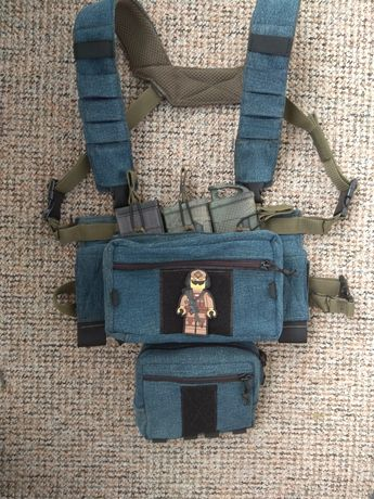 Chest Rig jeans AR15