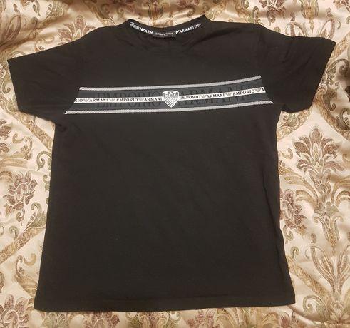 Koszulka EMPORIO ARMANI czarna rozmiar L Nowa