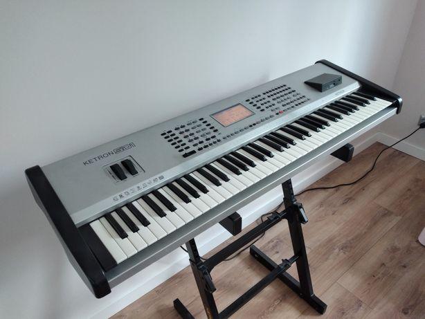 Ketron SD1 - kultowy keyboard, piękne brzmienia, stan bdb.