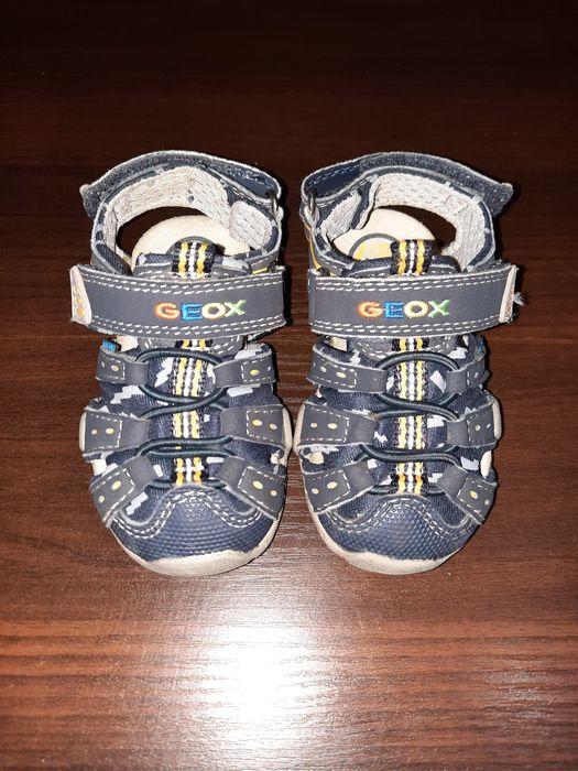 Детские босоножки для мальчика Geox Запорожье - изображение 1