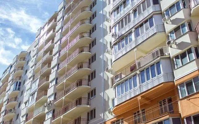 Просторная 2-комнатная в новом кирпичном доме в центре Таирова