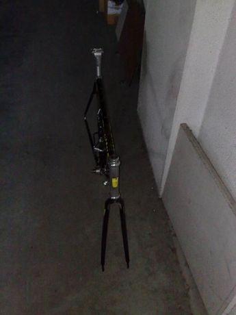 Quadro Vitus kfc carbono kevlar 9 tubos