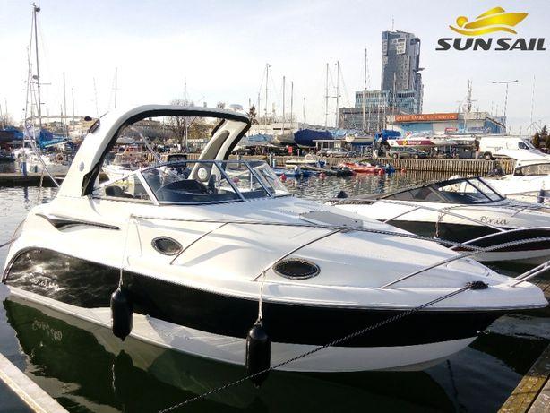 Czarter wynajem jacht motorowy motorówka Coral 690 Gdynia Sopot Gdańsk