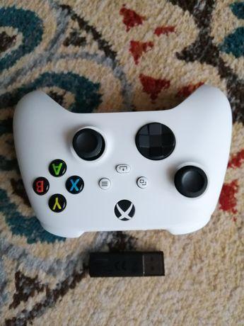 Comando branco Xbox series X