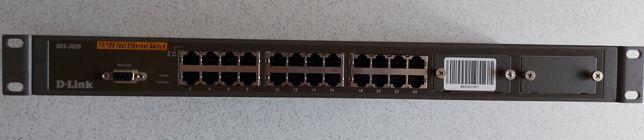 Коммутатор D-Link DES-3026