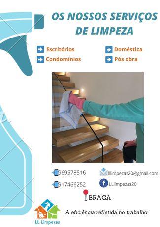 Limpeza de condominios