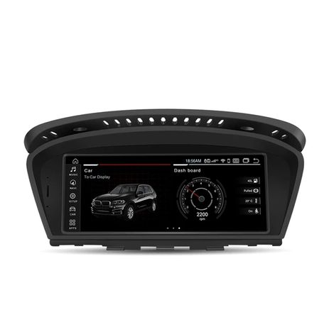 "Radio ANDROID 10 BMW E60 e61 e90 e91 e92 8,8 "" 10.0 4Gb + 64Gb"