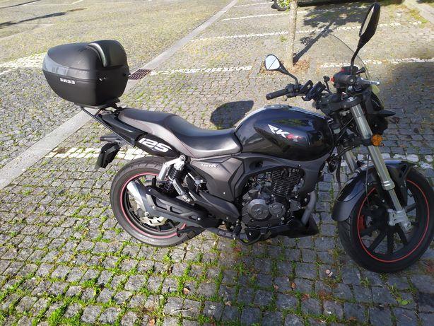 Mota 125cc, 2019