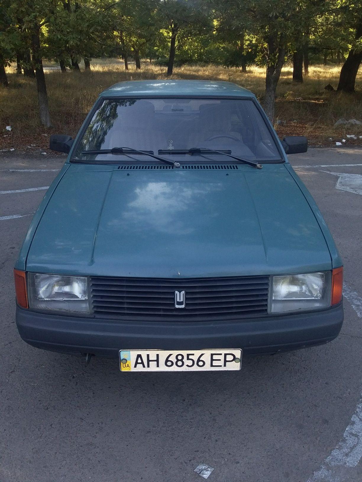 Москвич 21412 ЗНГ - 1