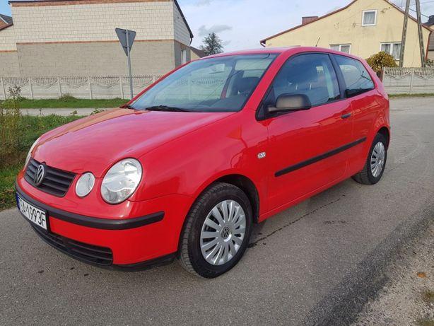 VW POLO N6 2005r Zadbany 145000 km
