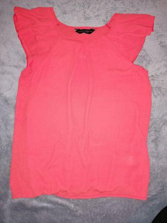 Pomarańczowa bluzka rozmiar 38