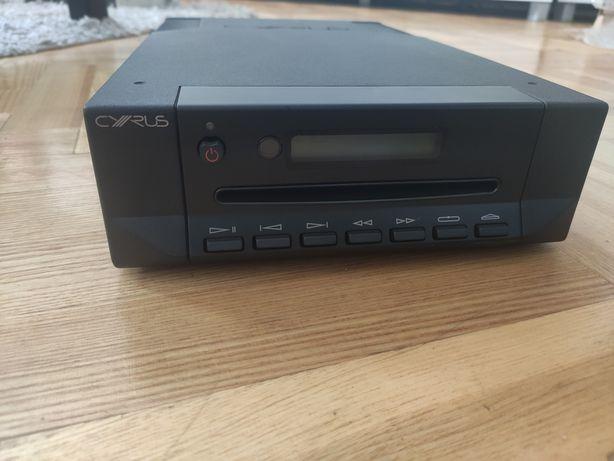 Odtwarzacz cd cyrus cd-t audiofilski