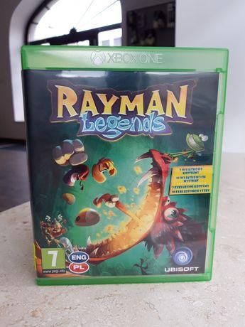 HIT Rayman Legends na konsolę Xbox One idealny stan. Duży wybór gier