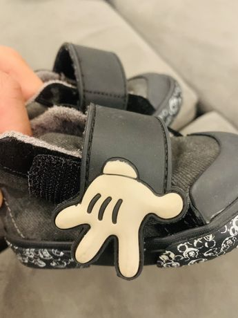 Zara ботинки кеды