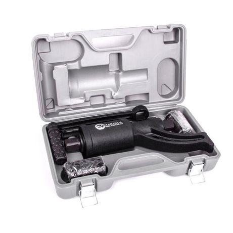 Ключ баллонный роторный на подшипнике INTERTOOL XT-0002 (мясорубка)