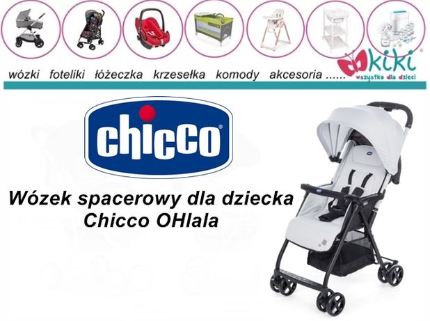 Chicco wózek spacerowy Ohlala new