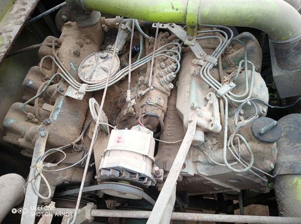 Silnik Mercedes v6 turbo 220km claas