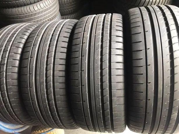 Купить БУ шины резину покрышки 255/55R19 монтаж гарантия доставка н.п.