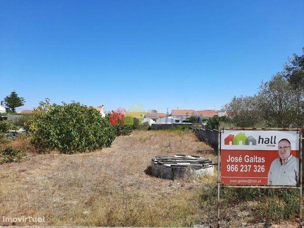 Lote de terreno urbano em Foros de Vale Figueira