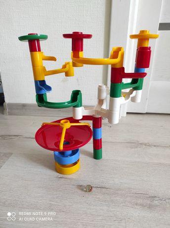 Динамический конструктор лабиринт с шариком развивающая игра