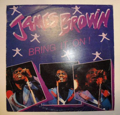 James Brown płyta winylowa vinyl